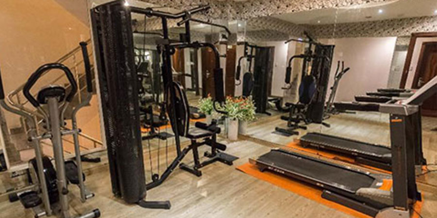 Fitness Center - Thu Khoa Huan