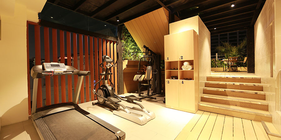Fitness Center - Le Thanh Ton