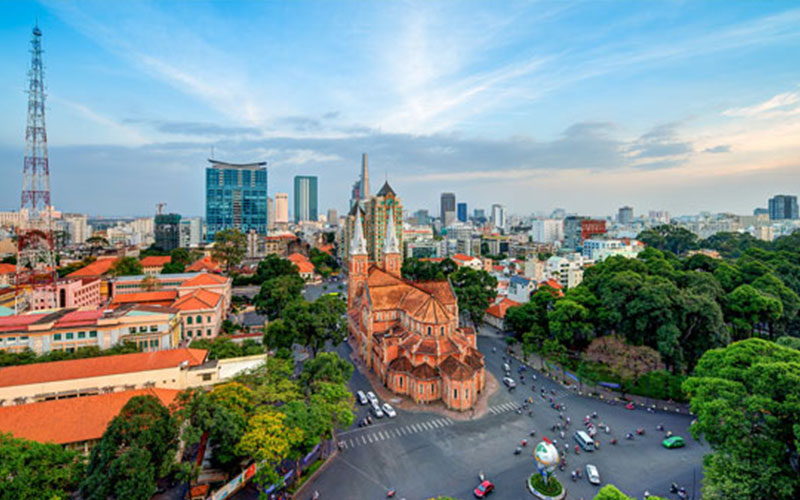 CITY TOUR HO CHI MINH - FULL DAY